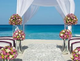 Secrets The Vine Cancun is a  World Class Wedding Venues Gold Member