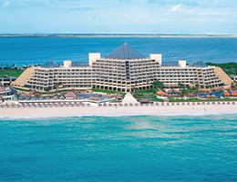 Paradisus Cancun is a  World Class Wedding Venues Gold Member