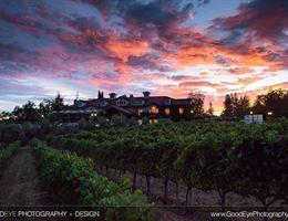 Byington Vineyard And Winery is a  World Class Wedding Venues Gold Member