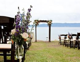 Hellman Ehrmann Mansion At Sugar Pine Point State Park is a  World Class Wedding Venues Gold Member