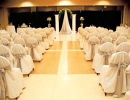 Houma-Terrebonne Civic Center is a  World Class Wedding Venues Gold Member
