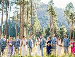 Squaw Valley is a  World Class Wedding Venues Gold Member