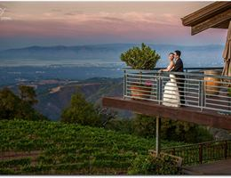 Thomas Fogarty Winery is a  World Class Wedding Venues Gold Member