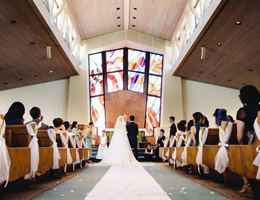 Immanuel Luthern Church is a  World Class Wedding Venues Gold Member