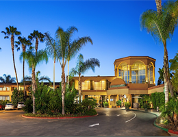 Handlery Hotel San Deigo is a  World Class Wedding Venues Gold Member