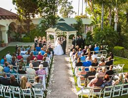 Los Serranos Country Club is a  World Class Wedding Venues Gold Member