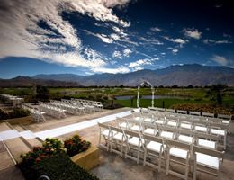 Cimmaron Golf Resort is a  World Class Wedding Venues Gold Member