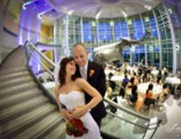 Sam Noble Oklahoma Museum Of Natural History is a  World Class Wedding Venues Gold Member
