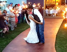 Bellisima Ranch is a  World Class Wedding Venues Gold Member