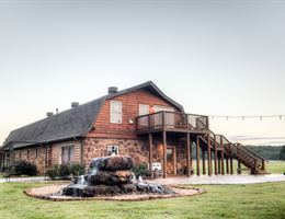 Mountain Creek Lodge Of Oklahoma is a  World Class Wedding Venues Gold Member