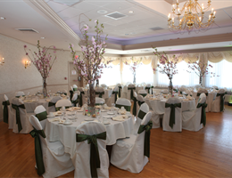 Pawtucket Country Club is a  World Class Wedding Venues Gold Member