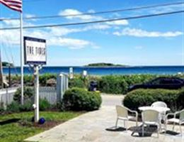 Kennebunkport Resort The Tides is a  World Class Wedding Venues Gold Member