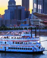 BB Riverboats River Queen is a  World Class Wedding Venues Gold Member