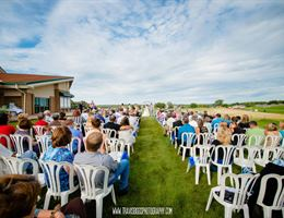 Prairie Links Golf And Event Center is a  World Class Wedding Venues Gold Member