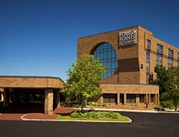 Four Points Sheraton Milwaukee North Shore is a  World Class Wedding Venues Gold Member