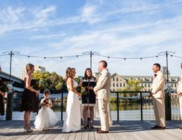 Pullmans Waterfront Banquets is a  World Class Wedding Venues Gold Member