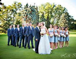 Bay Pointe Golf Club is a  World Class Wedding Venues Gold Member