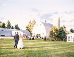 The Barn At Five Lakes Resort is a  World Class Wedding Venues Gold Member
