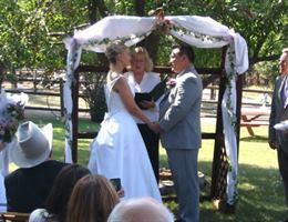 Lonesome Dove Guest Ranch is a  World Class Wedding Venues Gold Member
