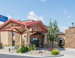 Baymont Inn and Suites Fargo is a  World Class Wedding Venues Gold Member