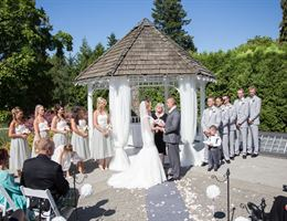 Newlands Golf and Country Club is a  World Class Wedding Venues Gold Member