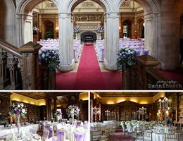 Highclere Castle is a  World Class Wedding Venues Gold Member