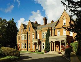 Preston Marriott Hotel is a  World Class Wedding Venues Gold Member