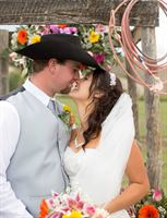 Mill Iron Ranch is a  World Class Wedding Venues Gold Member