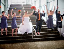 Salem Convention Center is a  World Class Wedding Venues Gold Member