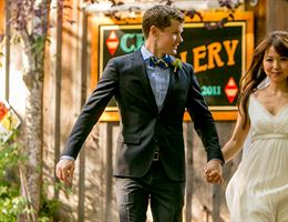 McMenamins Cornelius Pass Roadhouse is a  World Class Wedding Venues Gold Member