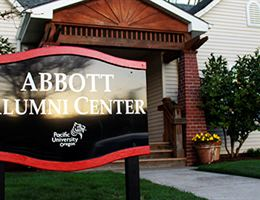 Abbot Alumni Center is a  World Class Wedding Venues Gold Member