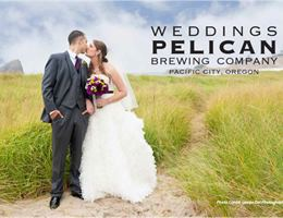 Pelican Pub and Brewery is a  World Class Wedding Venues Gold Member