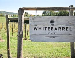 Whitebarrel Winery is a  World Class Wedding Venues Gold Member