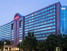 Hyatt Regency Fairfax is a  World Class Wedding Venues Gold Member