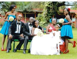 Sheraton Kampala Hotel is a  World Class Wedding Venues Gold Member