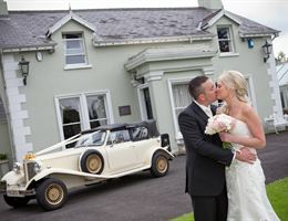 Brook Hall Weddings & Cottages is a  World Class Wedding Venues Gold Member