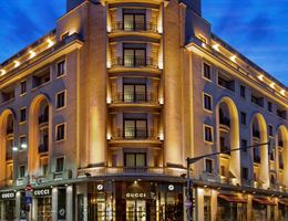 Athenee Palace Hilton Bucharest is a  World Class Wedding Venues Gold Member