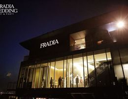 The Hall Fradia is a  World Class Wedding Venues Gold Member