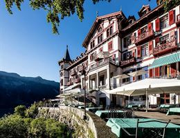 Grandhotel Giessbach is a  World Class Wedding Venues Gold Member