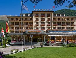 Grand Hotel Zermatterhof is a  World Class Wedding Venues Gold Member