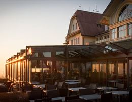 Hotel UTO KULM is a  World Class Wedding Venues Gold Member