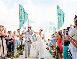 Belize Ocean Club Resort is a  World Class Wedding Venues Gold Member