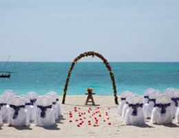 DoubleTree by Hilton Resort Zanzibar - Nungwi is a  World Class Wedding Venues Gold Member