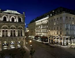Hotel Sacher Vienna is a  World Class Wedding Venues Gold Member