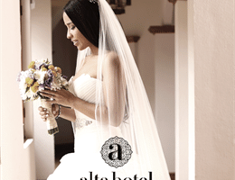 The Alta Hotel is a  World Class Wedding Venues Gold Member
