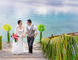 Le Lagoto Resort and Spa is a  World Class Wedding Venues Gold Member