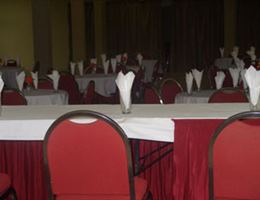 Agura Hotel, Abuja is a  World Class Wedding Venues Gold Member
