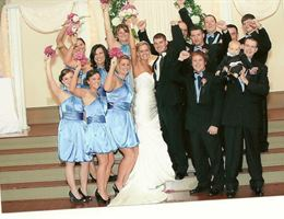 UAW Local 1853 Union Hall is a  World Class Wedding Venues Gold Member
