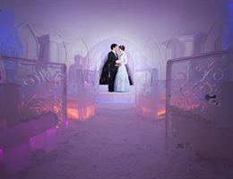 Snow Village is a  World Class Wedding Venues Gold Member