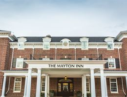 The Mayton Inn is a  World Class Wedding Venues Gold Member